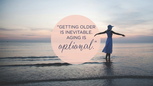 Aging-is-optional